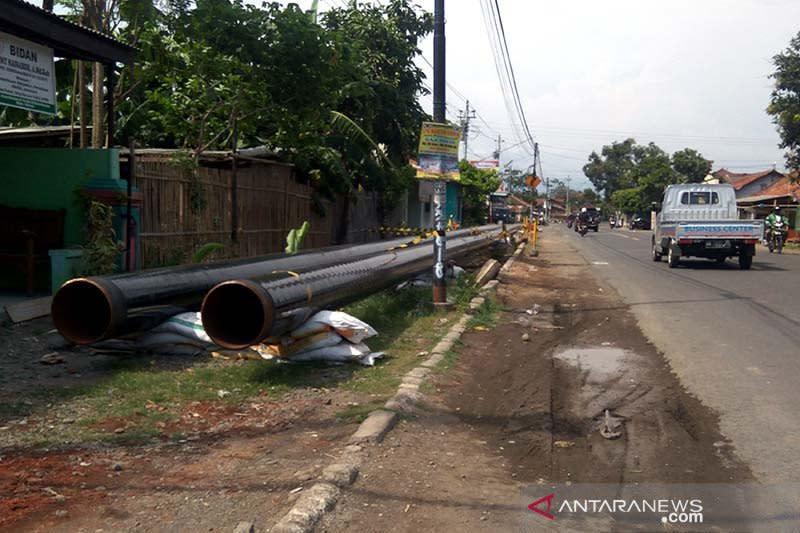 Pertamina pasang pipa baru penyalur BBM Cilacap-Rewulu