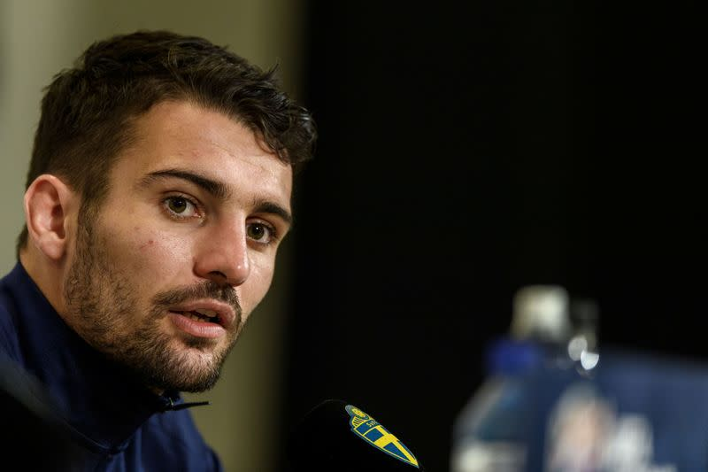 France's Dubois out of squad after positive coronavirus test