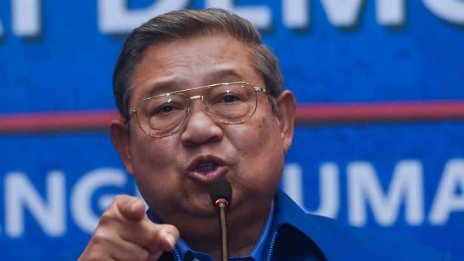 Ciptakan Kegaduhan, SBY Kritik Aturan Penghinaan Terhadap Presiden