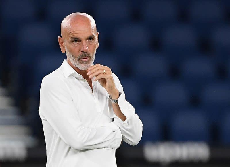 Pioli tells Milan they need a winning start this time