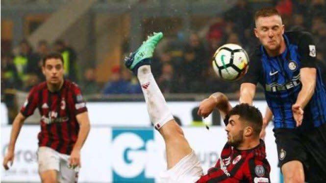 Cerita Takhayul di Derby della Madonnina Inter Milan Vs AC Milan