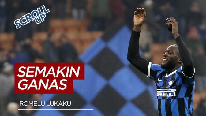 VIDEO: Romelu Lukaku Semakin Ganas Bersama Inter Milan