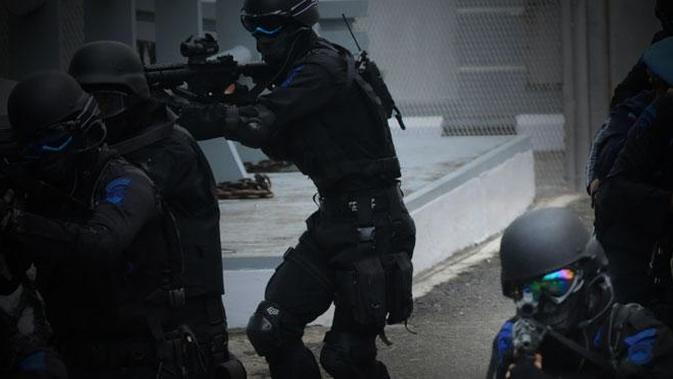Ilustrasi Tangkap Teroris (Liputan6.com/M.Iqbal)