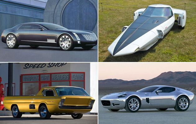 11 concept cars that should have made it