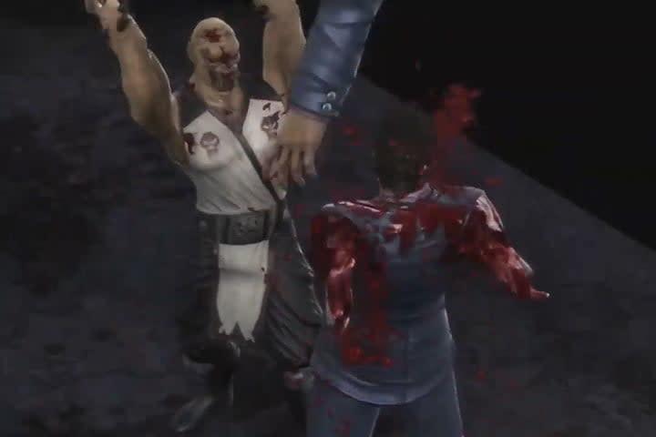 Baraka – Up the Middle | Best Mortal Kombat Fatalities
