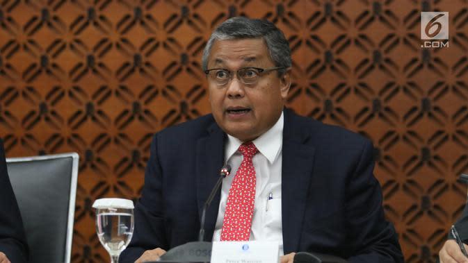 Gubernur BI Perry Warjiyo.(Liputan6.com/Angga Yuniar)