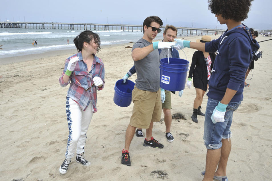 """Teen Beach Movie"" - Grace Phipps, John Deluca, Kent Boyd, Jordan Fisher"