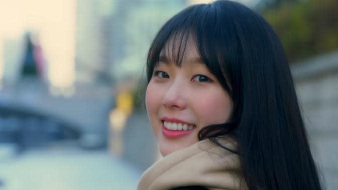 Go Soo Jung di Video Klip BTS, With Seoul (YouTube/ VisitSeoul TV)