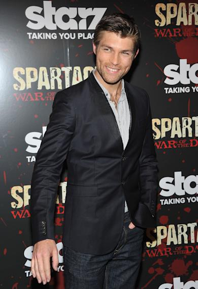 """Spartacus: War Of The Damned"" Series Finale Premiere"