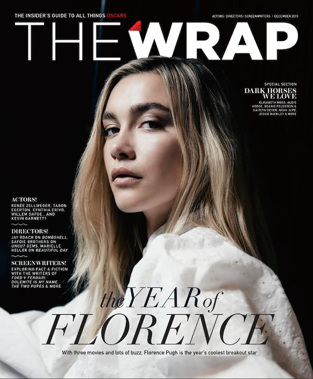 Oscar Wrap Florence Pugh cover