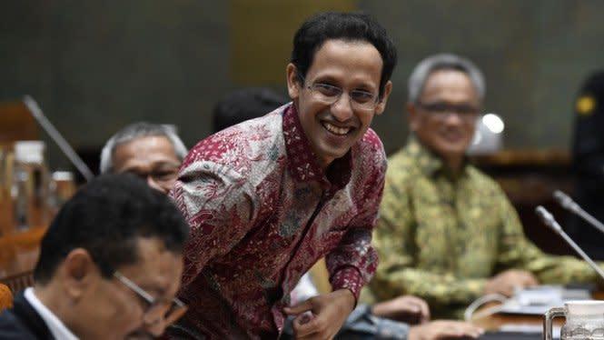 Setelah PBNU, Nadiem Bujuk Muhammadiyah Balik ke Organisasi Penggerak