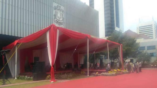 Pegawai Positif COVID-19, Lantai 7 Gedung G Balai Kota Jakarta Ditutup