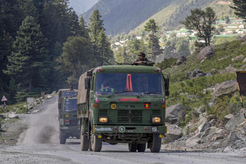 India China Military Standoff