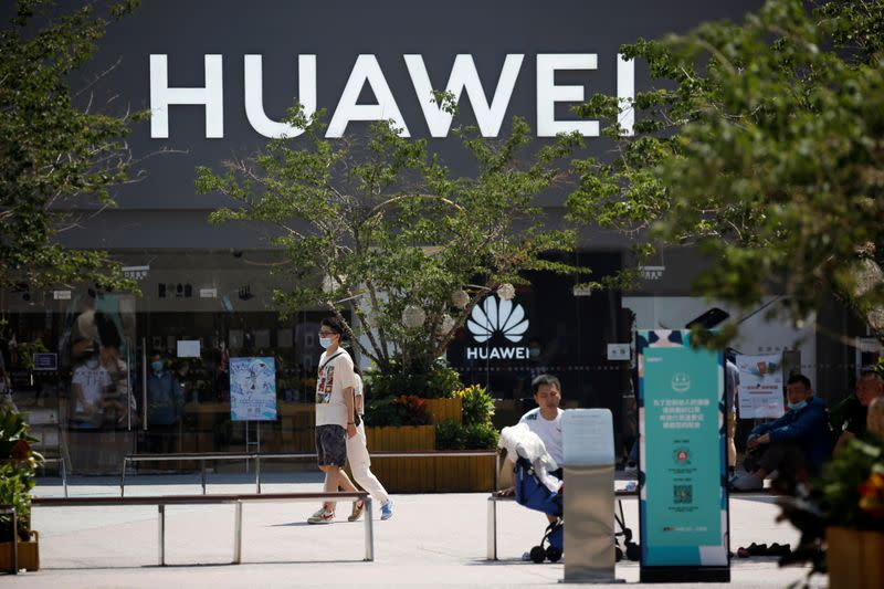 UK says on Huawei: the context has changed due to U.S. sanctions