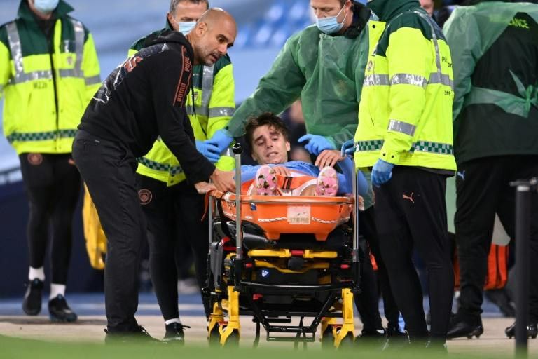 Unlucky 13 for Guardiola as injuries mount for Man City