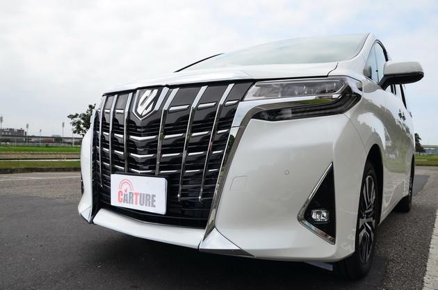 移動豪宅輕裝潢 Toyota Alphard小改款試駕