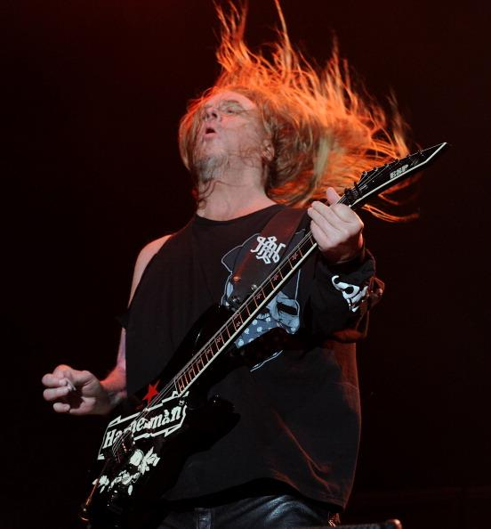 Public Memorial for Late Slayer Guitarist Jeff Hanneman Scheduled