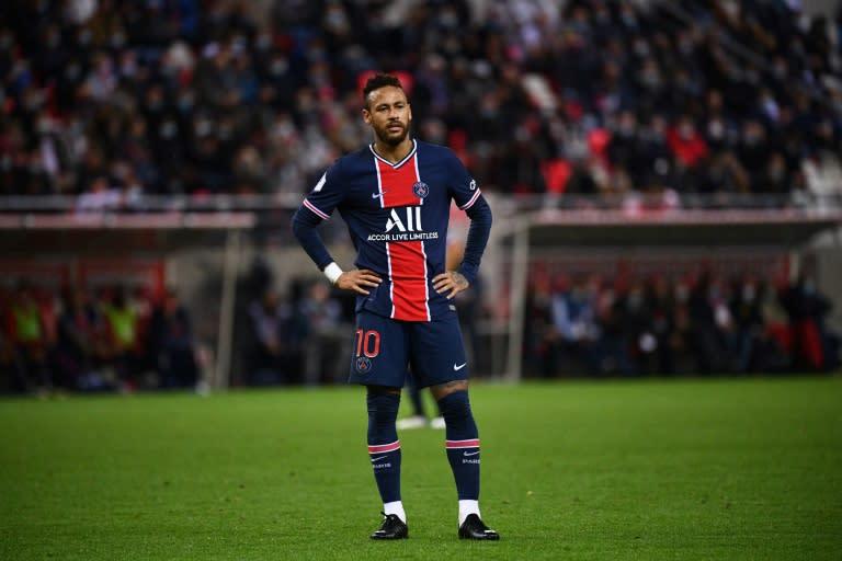 Neymar has 34 million euro Spanish tax debt