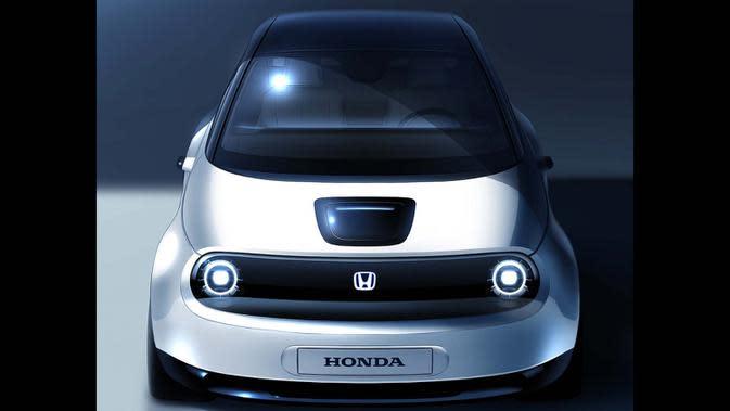 Mobil Listrik Honda Dapat Pasokan Energi dari Perusahaan Swedia