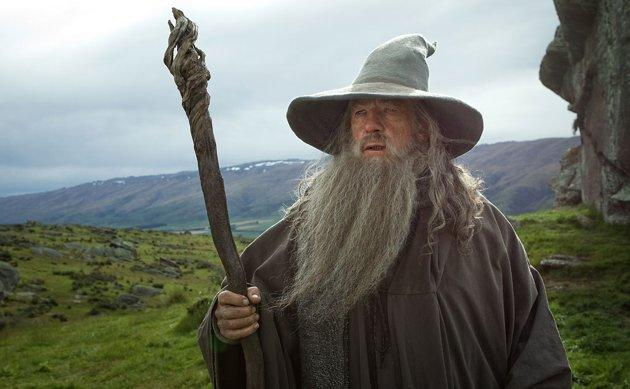 'The Hobbit' star Ian McKellen's wizard problems