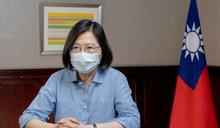 全台385人染疫亡 蔡英文致歉:政府會盡一切努力控制疫情