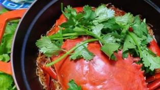 泰式粉絲蟹煲