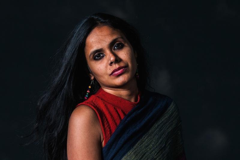 Meena Kandasamy (Photo by Simone Padovani/Awakening/Getty Images)