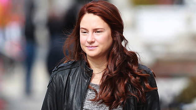 So Long, Mary Jane: Shailene Woodley Cut From 'The Amazing Spider-Man 2′