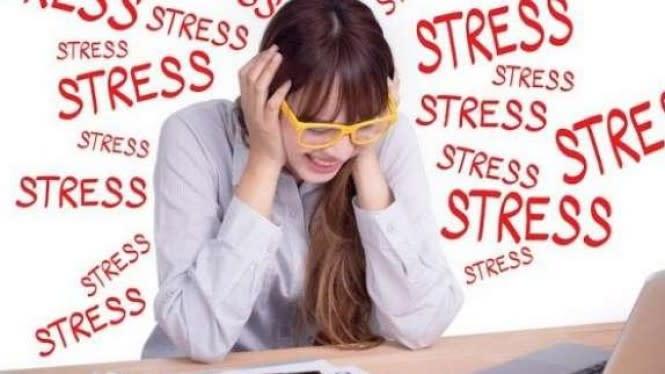Manajemen saat Ibu Mengalami Stres