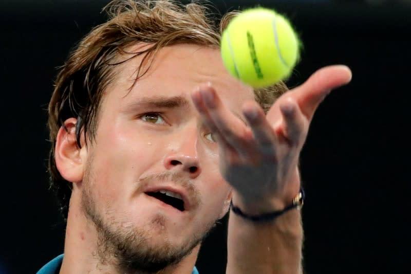FILE PHOTO: ATP Cup