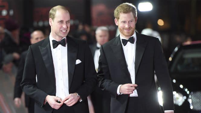 Peringatan Kematian Diana, Keretakan Hubungan William-Harry Disorot