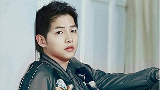 Tersiar kabar, Song Jong Ki akan bermain kembali di serial drama 'Man to Man' yang merupakan hasil garapan Kim Won Suk juga, yaitu 'Descendants of The Sun'. (Instagram/songjoongkionly)