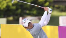 高爾夫》李玠柏的短切與推桿發威 台灣名人賽暨三商杯以138桿領先