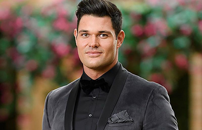 The former Bachelorette contestant shared an unusually candid post to his Instagram. Photo: Ten