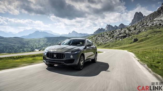 藏不住的賽車魂,全新 2018 年式 Maserati Levante 上市!