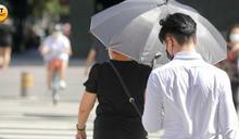 全台10縣市熱炸「台北飆37°C」 下周「梅雨滯留鋒」重返!防劇烈天氣