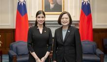 尼加拉瓜大使呈遞到任國書 總統盼相互扶持促雙贏
