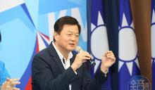 批民進黨讓中華民國走向專制 周錫瑋喊:我們能統戰中國