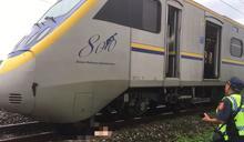 台鐵區間車斗南事故 男性路人闖鐵軌列車煞不住