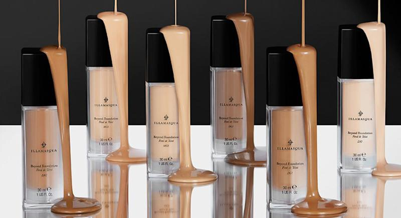 Illamasqua has launched a new foundation in 25 shades for the first time in four years. (Illamasqua)