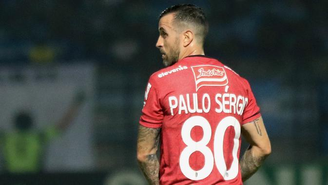 Ada Masalah Pribadi, Paulo Sergio Hengkang dari Bali United
