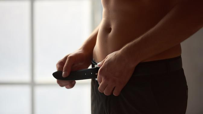 Ilustrasi pria masturbasi (iStockphoto)
