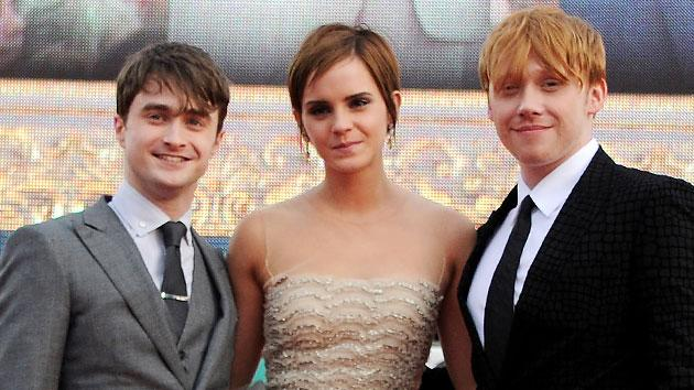 Exciting new (and non-wizard) roles for 'Harry Potter' alums Radcliffe, Watson and Grint