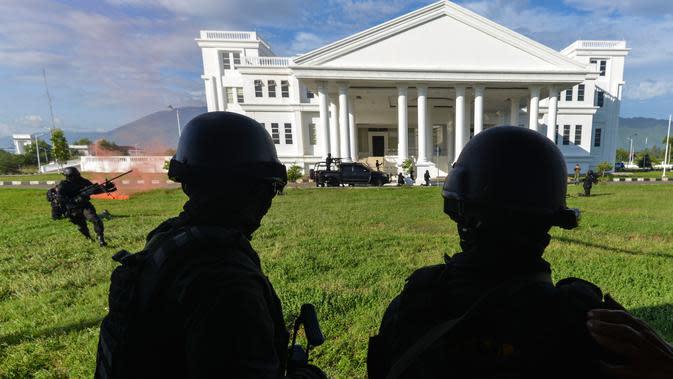 Rektor Unhan: Pencegahan Terorisme Harus Melibatkan Semua Pihak