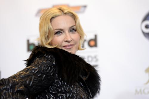Madonna is the Top-Earning Celebrity of 2013
