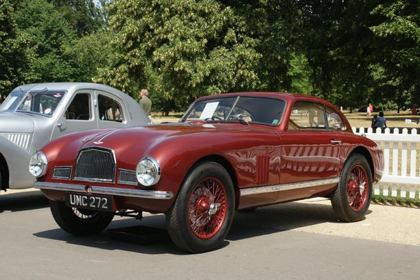 Where Aston Martin began: Flickr photo of the day