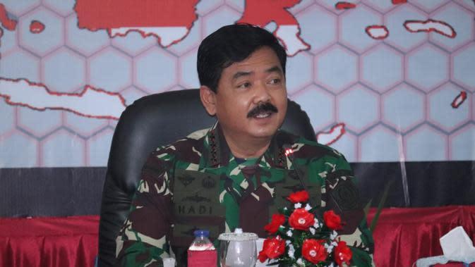 Panglima TNI Minta Anggota Netral di Pilkada Serentak 2020