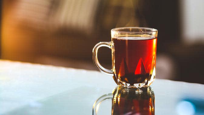 ilustrasi manfaat minuman teh kunyit untuk kesehatan tubuh yang jarang diketahui/Ahmed Aqtai/pexels