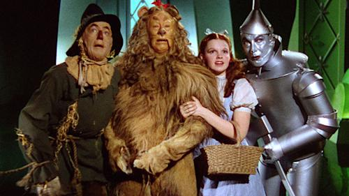 'Wizard of Oz' Goes 3D for W.B. 90th Celebration