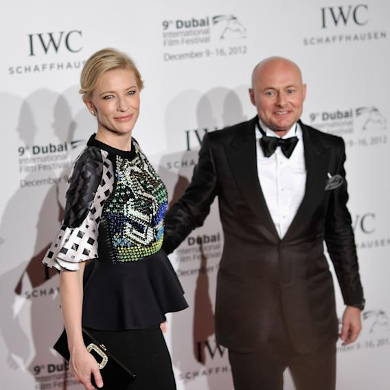 2012 Dubai International Film Festival and IWC Filmmaker Award - Red Carpet Arrivals